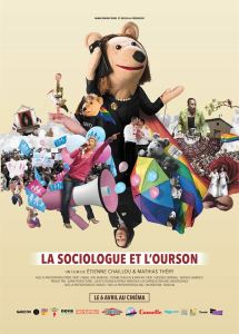 "Affiche du film ""La sociologue et l'ourson"""